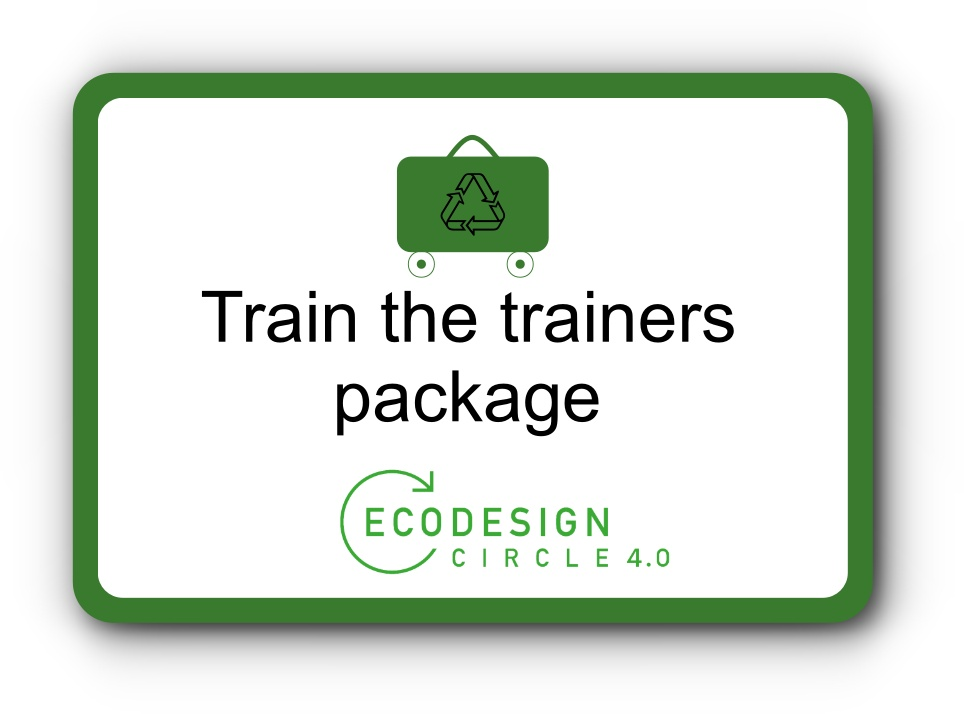 Train the trainers package