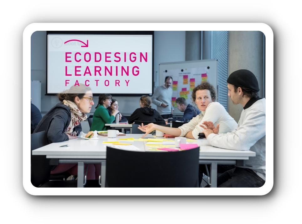 Ecodesign Learning Factory