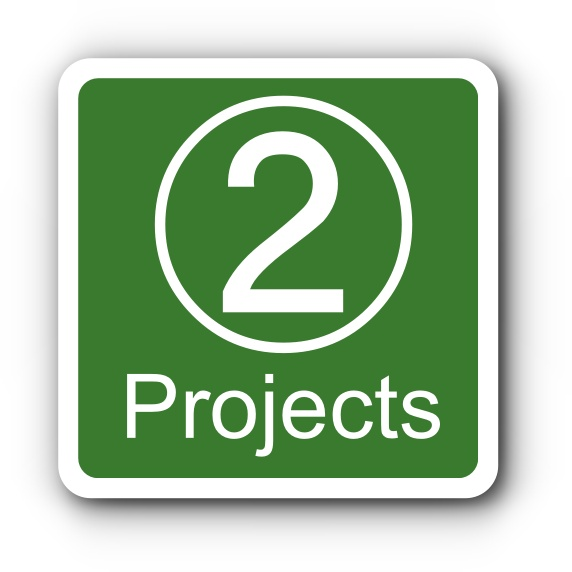 2 projects