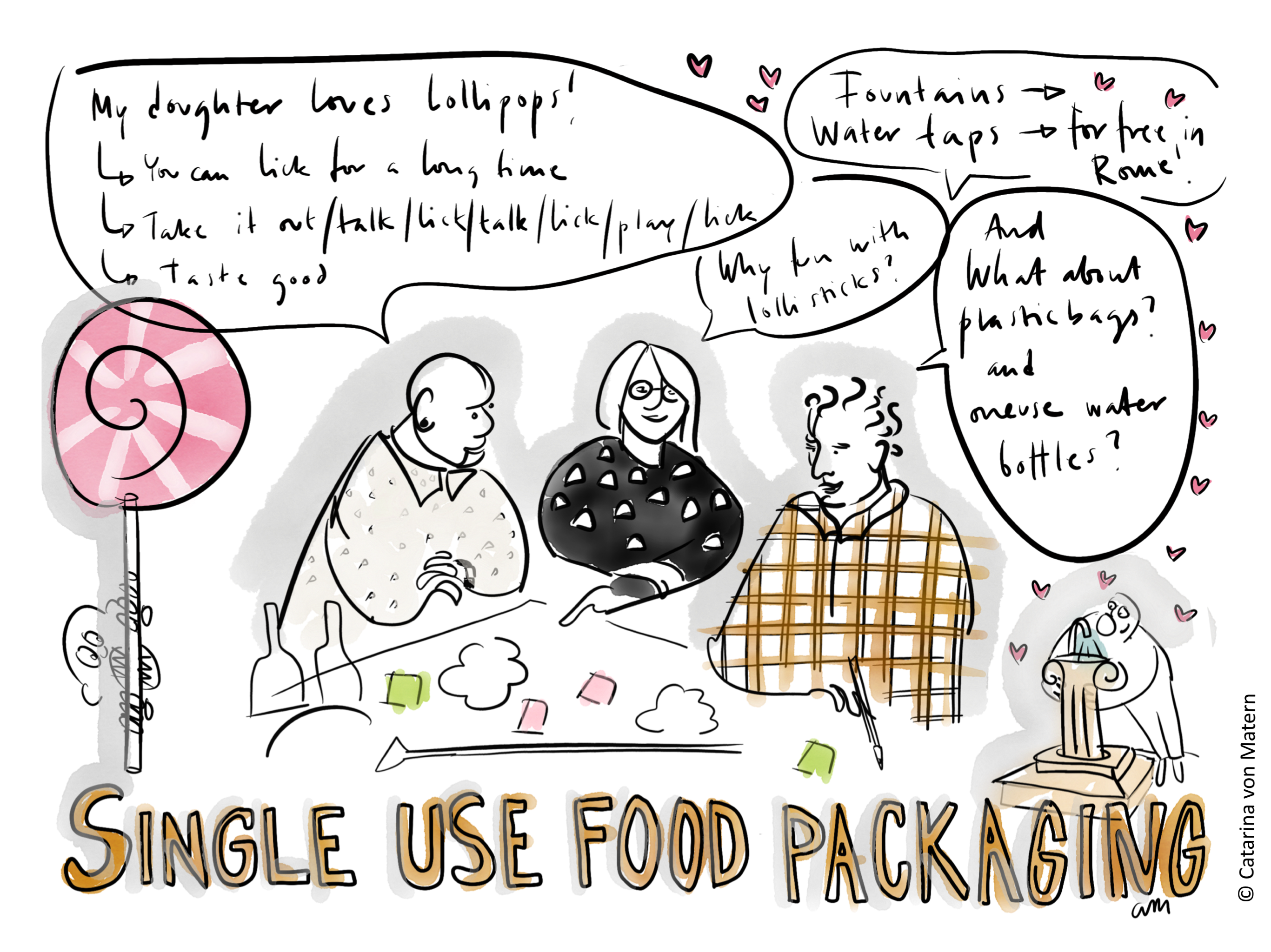 Single Use Food Packaging