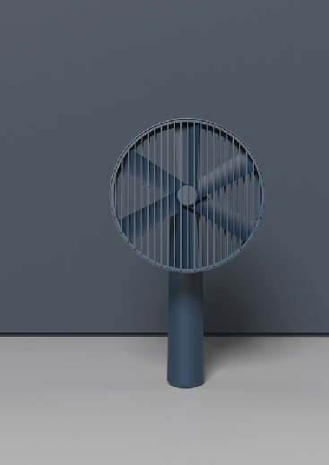 A FAN - Designing a sustainable fan // dispose