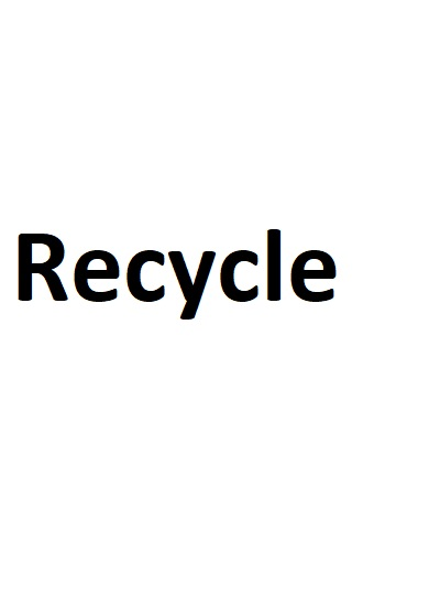 Recycle-Intro