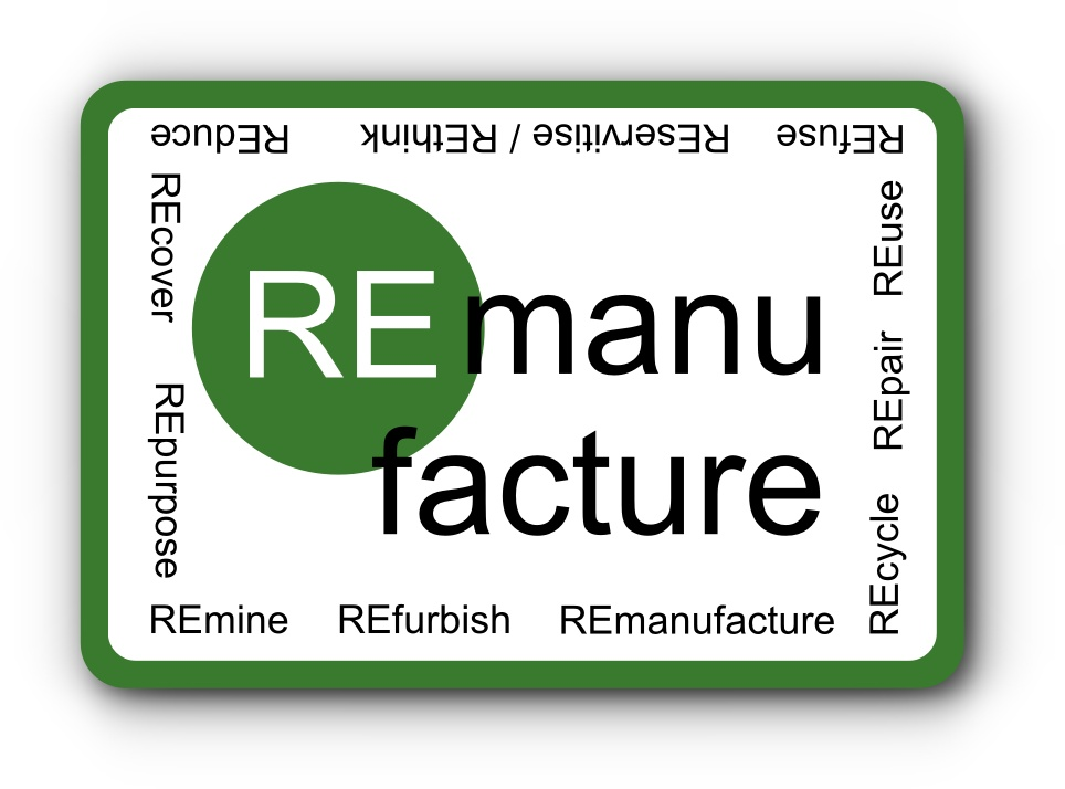 RE-MANUFACTURE