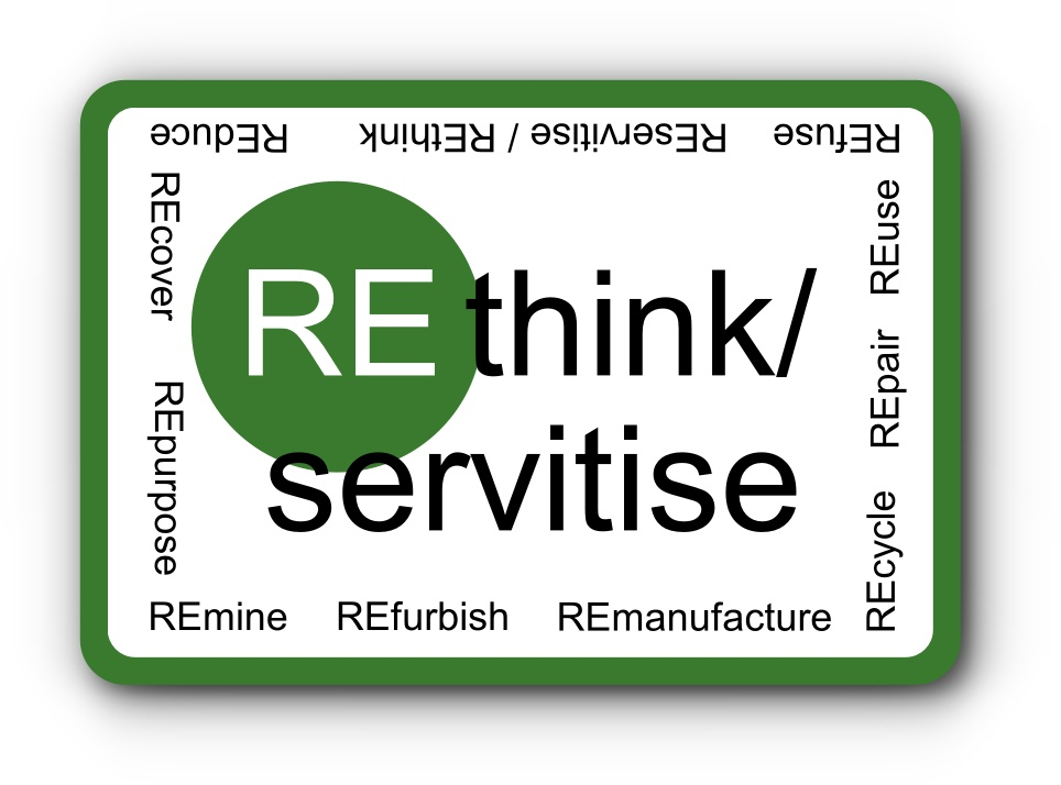 RE-THINK / RE-SERVITISE
