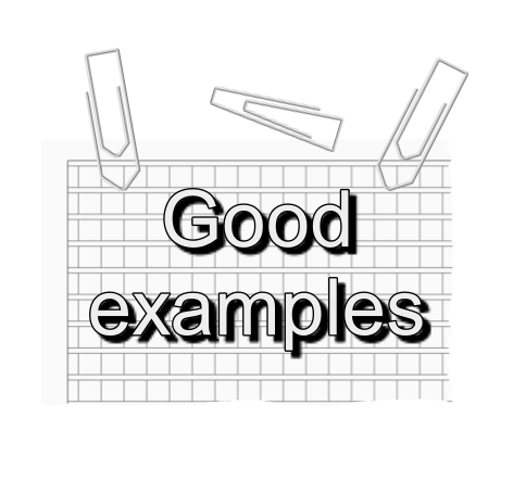 Good Service Examples
